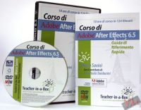 [Corsi e training] Teacher In A Box – Adobe After Effects 6.5