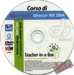 [Corsi e training] Teacher In A Box – Director MX 2004