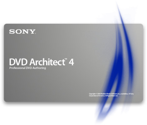 [Software] DVD Architect 4