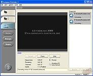 [Canopus Procoder 2.0] Comprimere un file AVI in Mpeg2-DVD