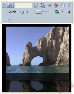 Vegas Pro 8 - Effetto Web 2.0 (Riflesso)