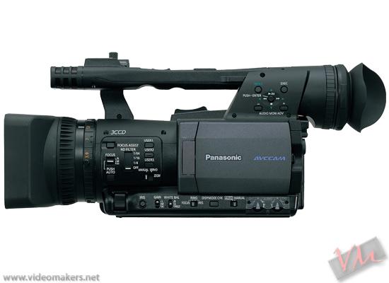 [Preview] Panasonic AG-HMC151 AVCHD