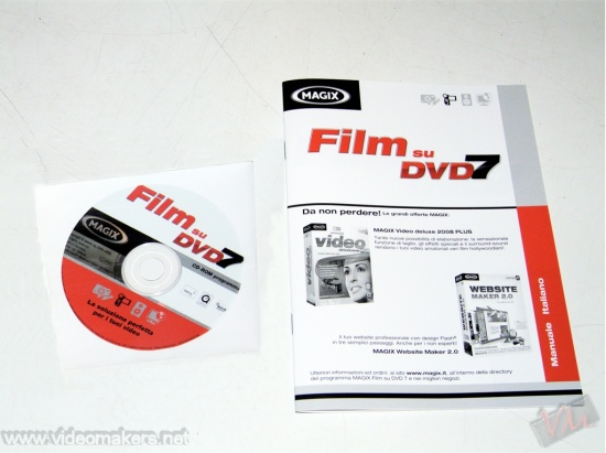 [Software] Magix Film su DVD 7