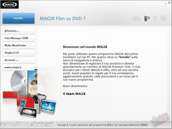 [Software] Magix Film su DVD 7