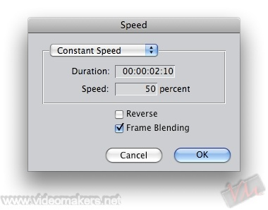 [Motion 2] Slow Motion con OPTICAL FLOW