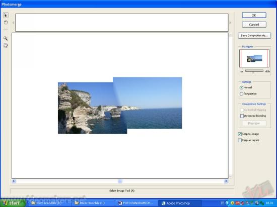 [Photoshop] Creare foto panoramiche