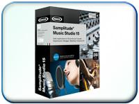 [Audio Editing] Magix Samplitude Music Studio 15
