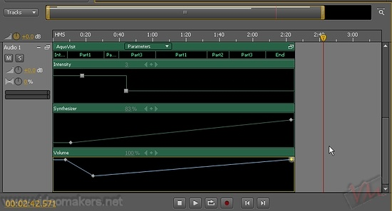 [Adobe Soundbooth CS4] Gestione ed Editing Multitraccia