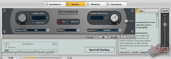 [Audio Editing] Magix Audio Cleanic Deluxe 15