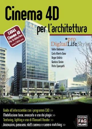 [Editoria] Cinema 4D Per L'architettura