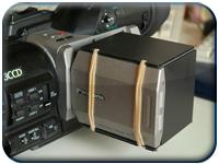 [Accessori] Paraluce per telecamere e monitor per uso grafico