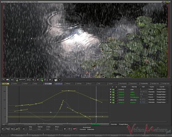 [Shake] Creare un Generatore di Pioggia