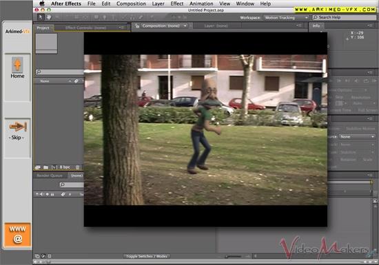 [Corsi e training] Videocorso Arkimed-Vfx Vol.4