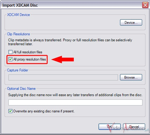 [Vegas Pro 9] Editing in HD con i file Proxy