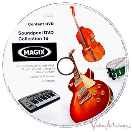 [Loops & SoundFX] Magix Soundpool DVD Collection 16