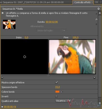 [Adobe Premiere Pro CS4] Sovrapposizione di transizioni