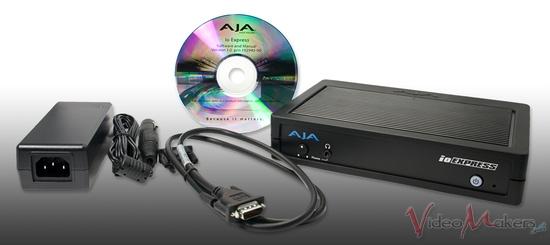 [Hardware] AJA IO Express