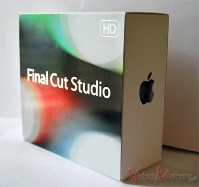 [Software] Apple Final Cut Studio