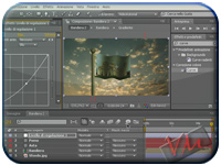 [Adobe After Effects CS4] Bandiera al vento (videotutorial)