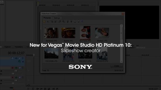 [Vegas Movie Studio HD   10] Videotutorial: Nuove funzionalità - 2