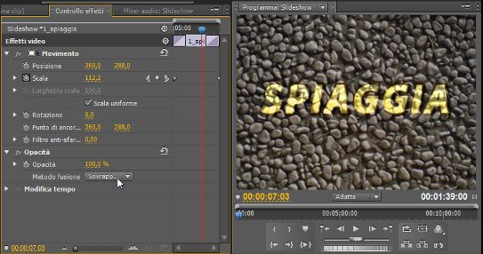 [Editoria] Adobe Premiere CS5 - Guida all'uso