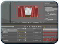 [Adobe After Effects CS4-CS5] Transizione personalizzabile con tenda (videotutorial)