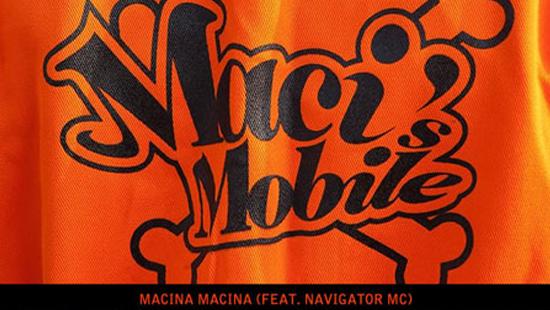 [Michele De Gan] Maci's Mobile Feat. Navigator MC _Macina_
