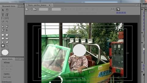 Adobe Premiere Pro CS5.5 – Criptare un volto