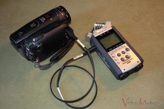 [Accessori] Cavo Audio con attenuatore –25 dB