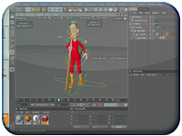 [Corsi e training] Cinema 4D Nuovo Vol.3 – Character Rigging