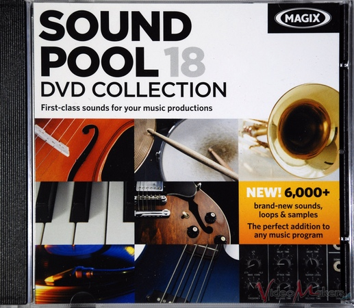 [Loops & SoundFX] Magix Soundpool DVD Collection 18