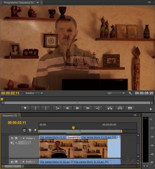 [Scene da Film] Effetti speciali...con il montaggio (Parte 1)