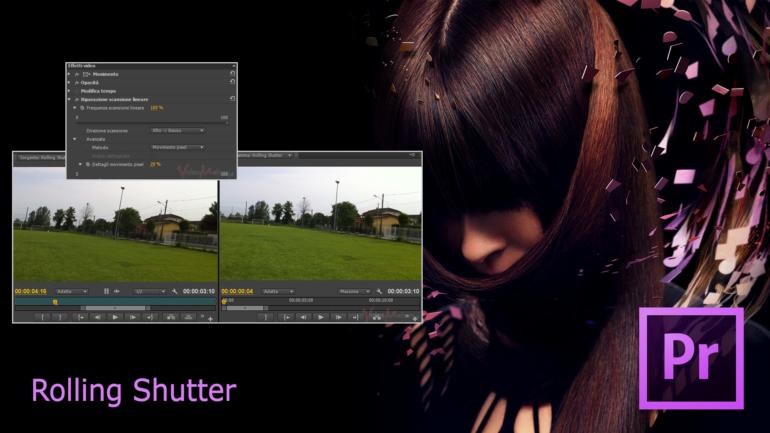 Adobe Premiere Pro CS6 – Rolling Shutter