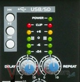 Mixer DJ Power Dynamics PDM-L404MP3
