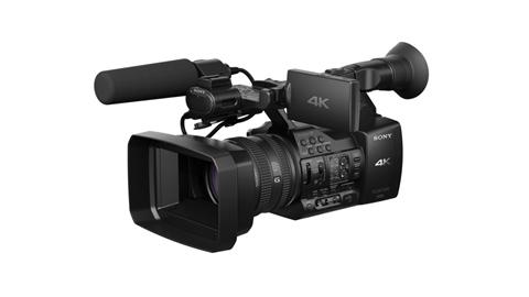 Sony lancia PXW-Z100, il camcorder XDCAM 4K portatile professionale
