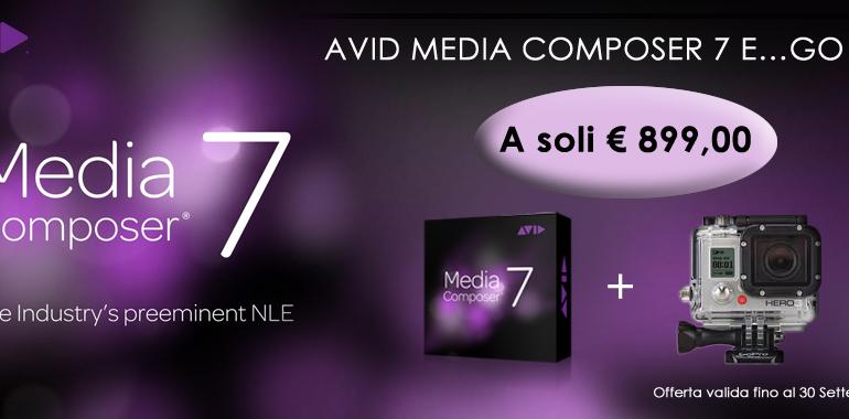 Avid Media Composer 7 e ….GoPro!