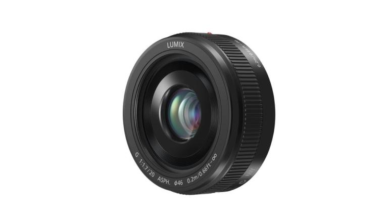 LUMIX G 20 mm / F1.7 II ASPH: Nuovo design sofisticato