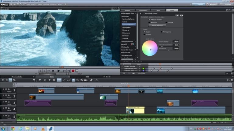 Nuovo MAGIX Video deluxe 2014 – Oltre 50 ottimizzazioni e nuove funzioni