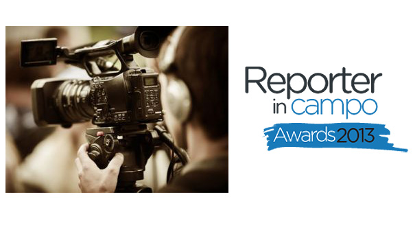 Reporter in campo Awards 2013