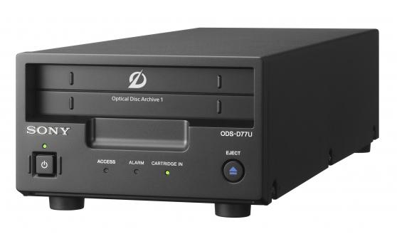 Sony potenzia la line-up di sistemi Optical Disc Archive di nuova generazione