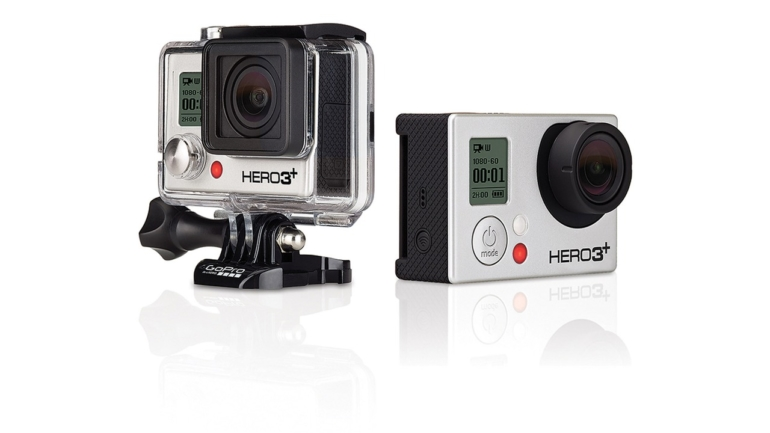 GOPRO HERO3+ Black Edition – World's Most Versatile Camera