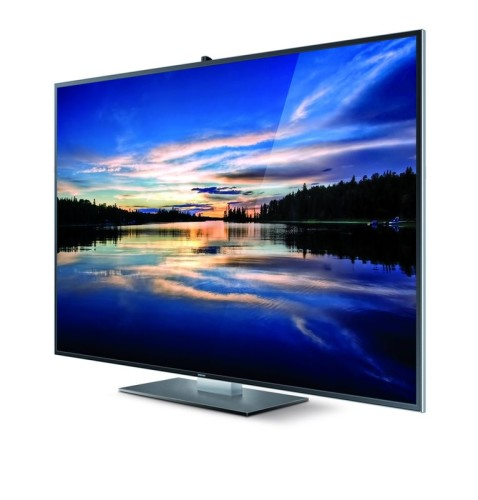 Samsung UHD TV F9000 (Laterale)