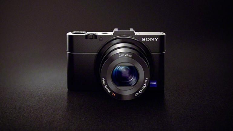 Cyber-shot™ RX100 II di Sony, con sensore CMOS Exmor R™ di ultima generazione
