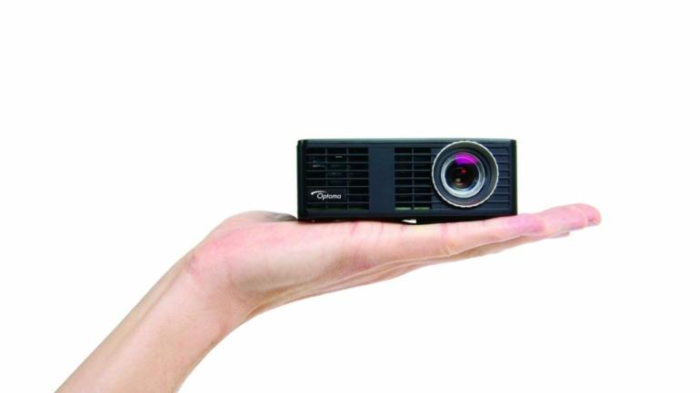 Optoma lancia un nuovo proiettore ultra-portatile HD Ready LED da 700 lumen