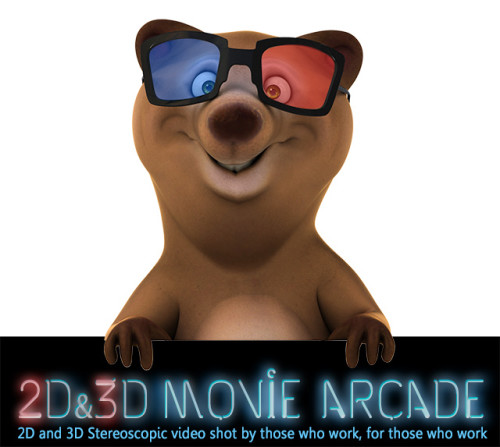 Xilostudios 2D & 3D MOVIE ARCADE