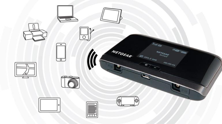 NETGEAR AirCard: Il Primo Hotspot portatile 4G LTE