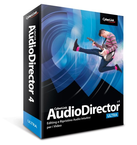 AudioDirector4 - Boxshot