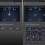 AudioDirector4 - Dispositivo panoramica audio surround