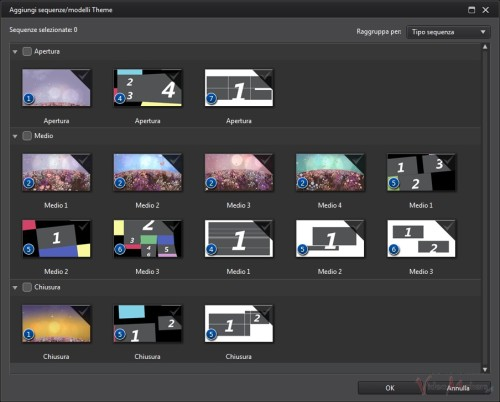 PowerDirector12 - Designer Tema