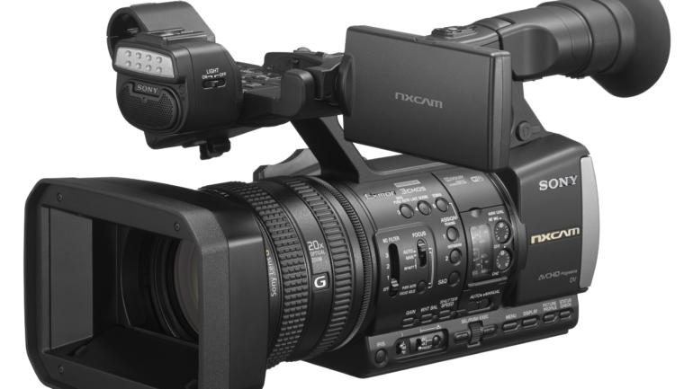 Nuovo camcorder HXR-NX3 di Sony – Video di presentazione